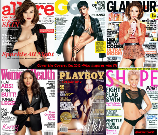 Hypersexualization&  sexualized images: Who Inspires Who?