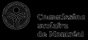 Logo Commission scolaire de Montréal