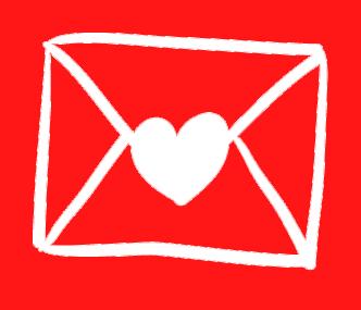Logo lettre écarlate