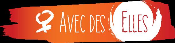 Logo Avec des Elles