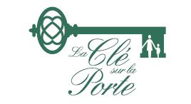 Logo La Clé sur la porte