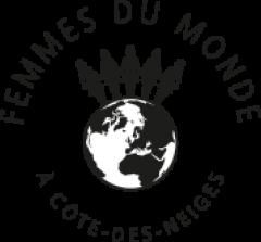 Logo Femmes du monde à Côte-de-Neiges