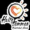 Logo Halte Femmes Montréal-Nord