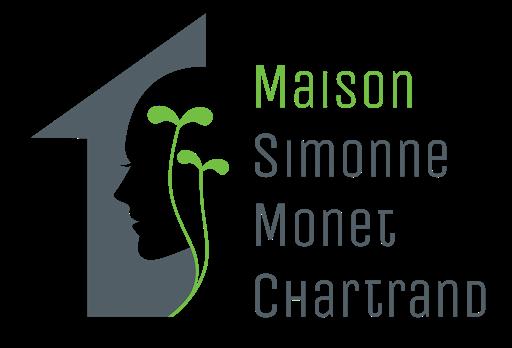 Logo Maison Simonne Monet Chartrand