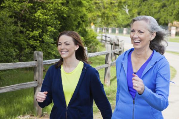 Ménopause et activité physique (sport)