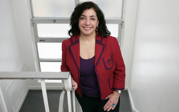 Lydia Assayag, directrice du RQASF